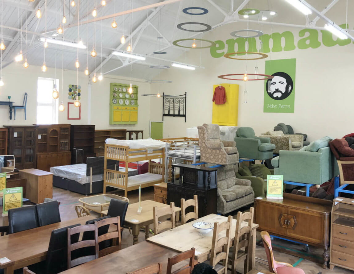 Record-breaking reopening for Emmaus Bolton
