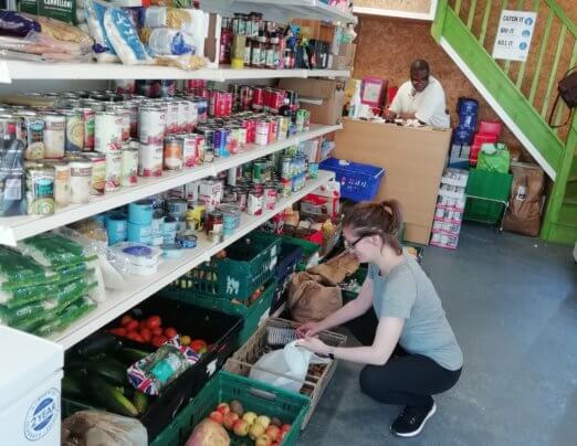 Food Donations Needed for Lucie's Pantry
