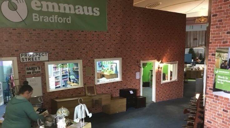 Emmaus Homelessness Charity