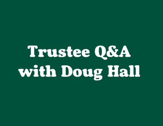 Q and A with Emmaus Bradford Trustee Doug Hall