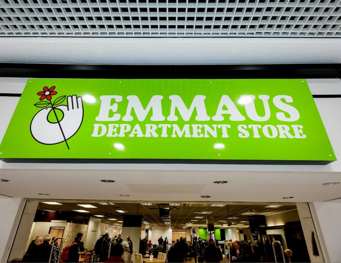 Emmaus Department Store to reopen soon
