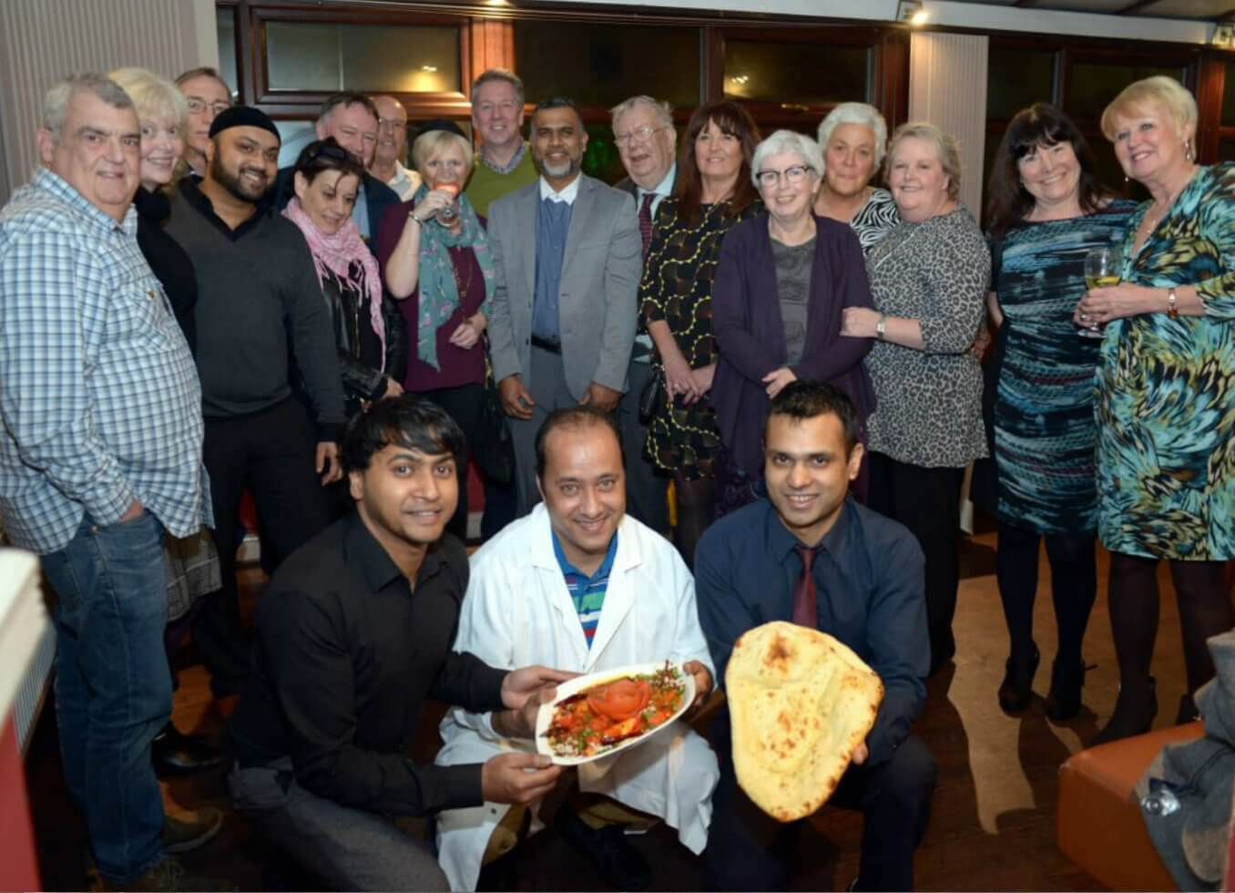 Charity Curry Evening