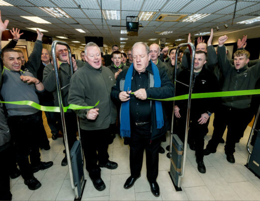 Emmaus Burnley launches new department store