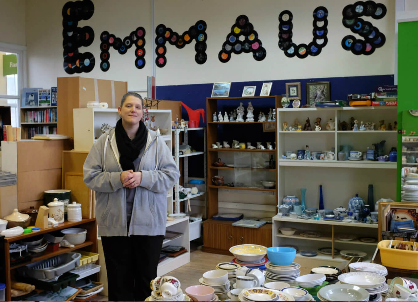 Get involved with Emmaus as a volunteer