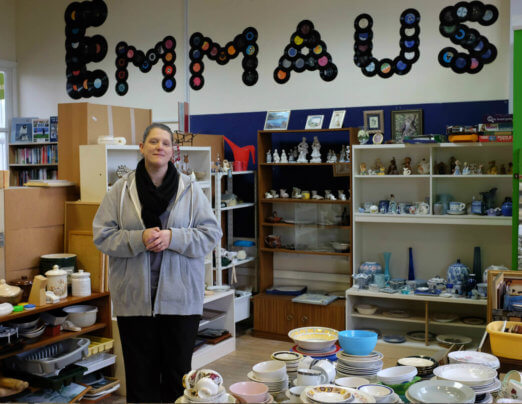 Appeal for volunteers at Emmaus Burnley