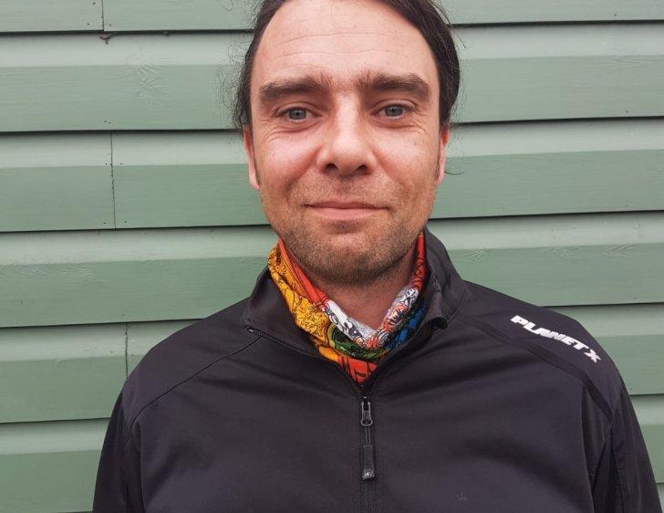 Austin Whiteside | Companion Development Worker