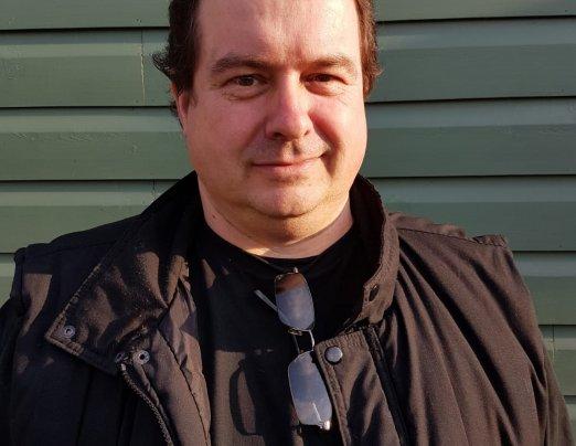 Ian Docherty | Online Sales Coordinator