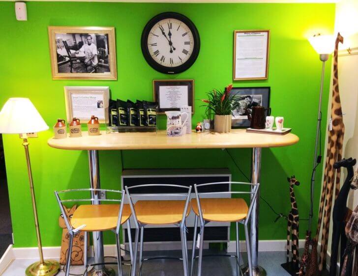 Joan's Coffee Shop