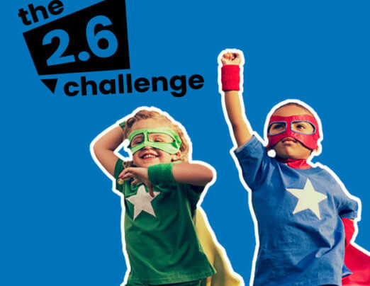 Emmaus Cambridge does the 2.6 Challenge