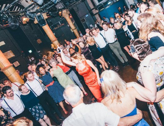 Swing Spectacular fundraises for Emmaus Colchester
