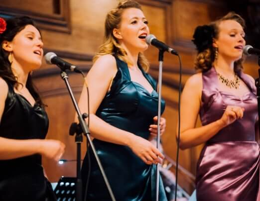 The Swing Spectacular to support Emmaus Colchester
