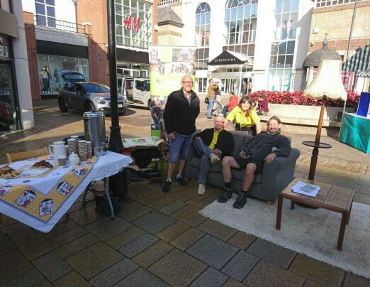 Emmmaus Colchester marks World Homeless Day