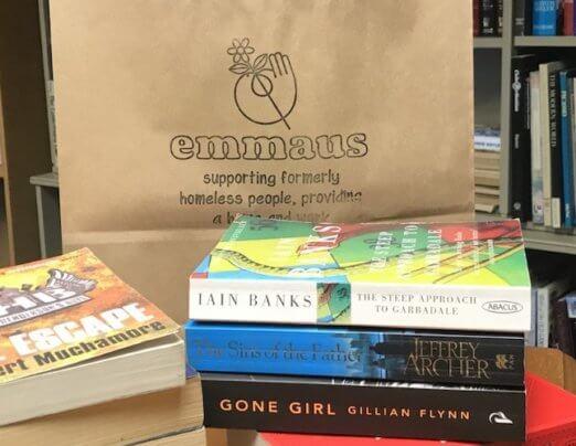 World Book Day: Breathing New Life intosecondhandbooks
