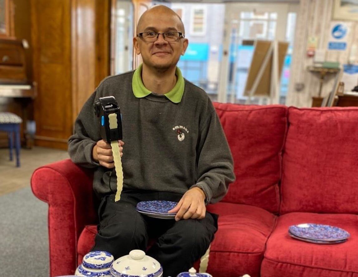 Emmaus Colchester reaches out to thehomelessonWorldHomeless Day