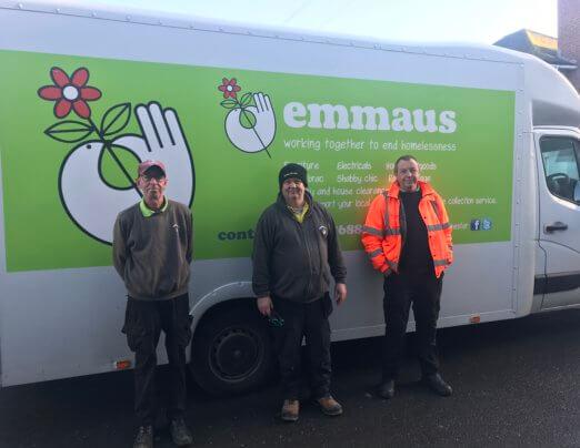 Emmaus Colchester recruits former companions