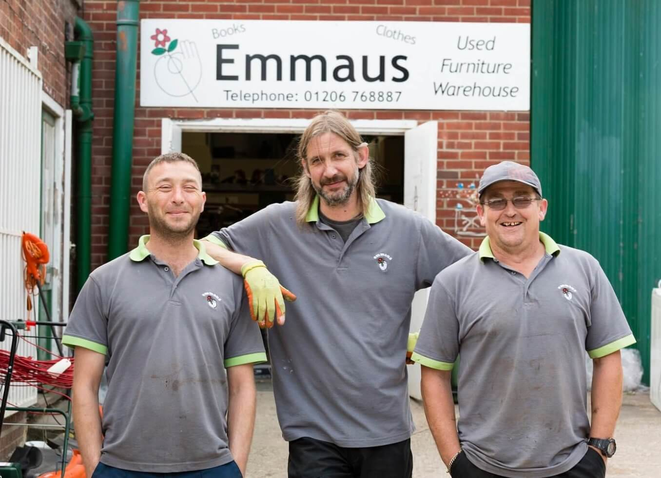 About Emmaus in the UK