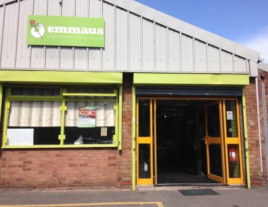 Shop reopens 12 April