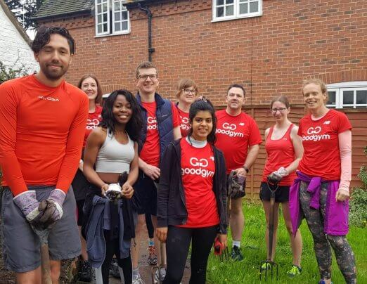 Thanks to Goodgym