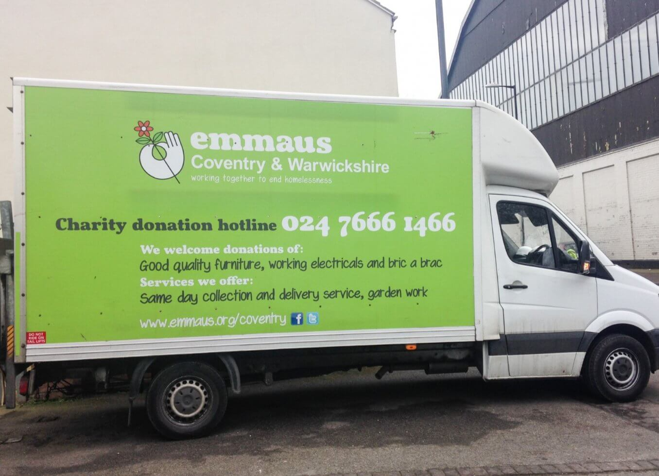 House Clearances by Emmaus