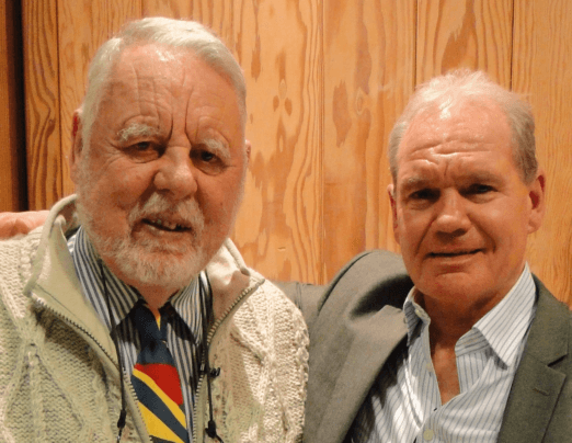 Success as Emmaus Dover raises £1,000 by holding an exclusive talk with Terry Waite CBE and Erwin James.