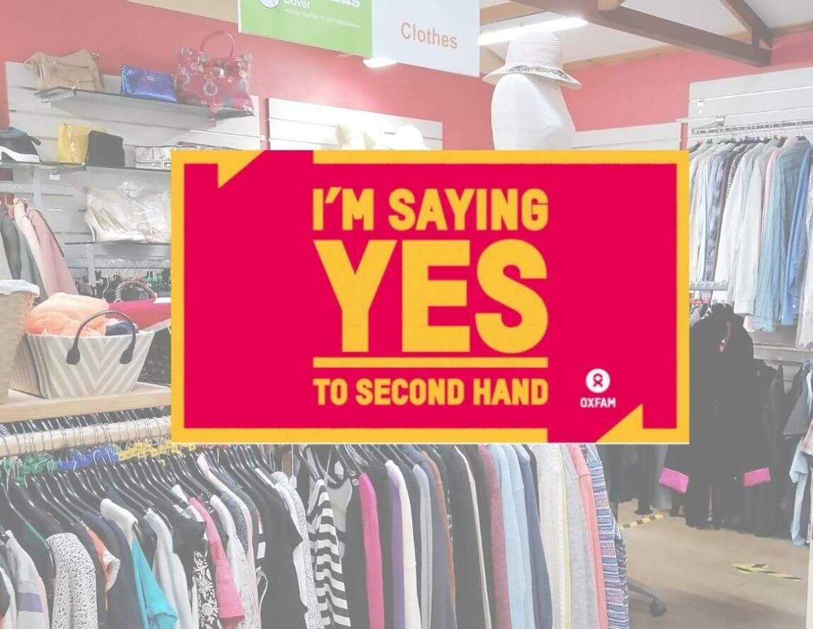 Be part of Secondhand September