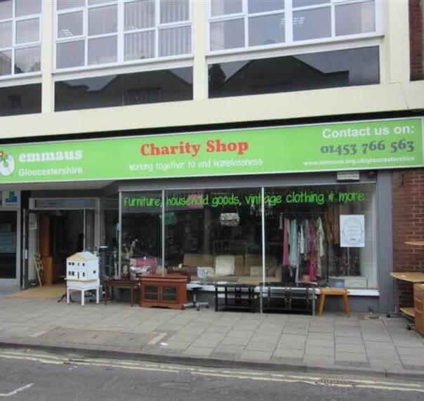 Burglars break into Emmaus Stroud charity shop