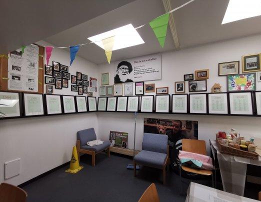 Emmaus Greenwich celebrates 25th anniversary