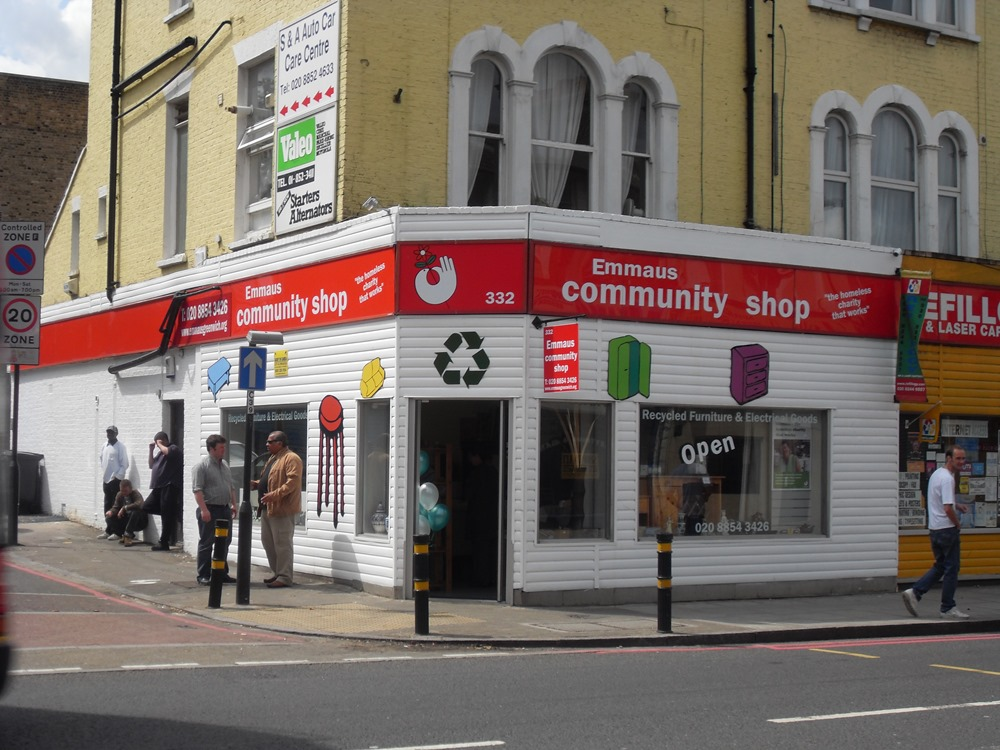 Visit any of our three shops across South East London