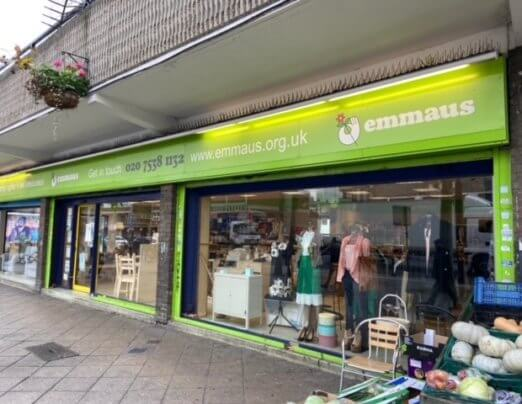 Reopening our shops from 12 April