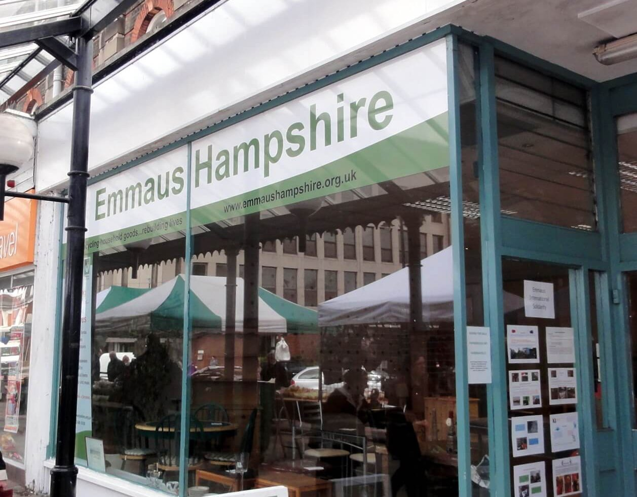 Donate to Emmaus Hampshire