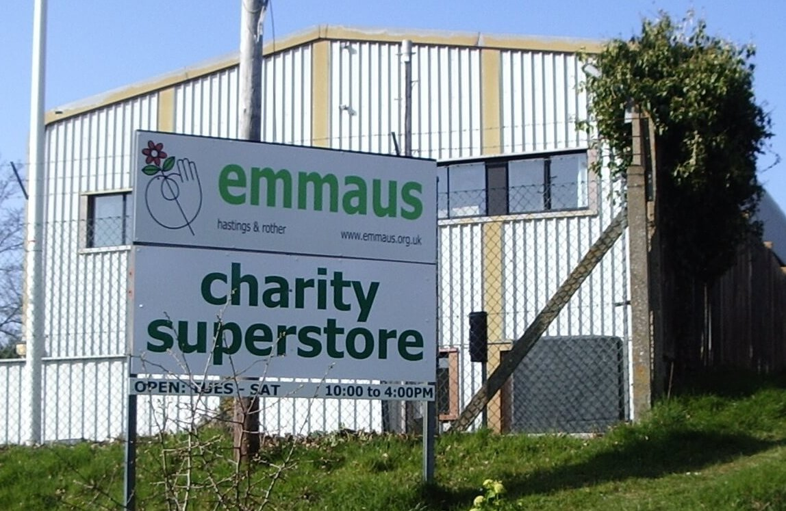 Reopening our charity superstore