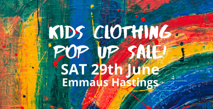 Pop up childrens clothing sale! SAT JUNE 29th