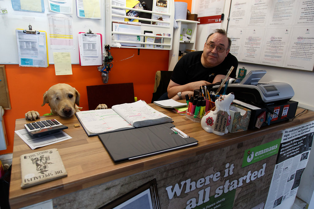 Social enterprise provides meaningful work for our companions
