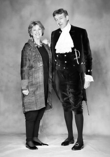 Lord Charles Cecil and Lady Virginia Cecil