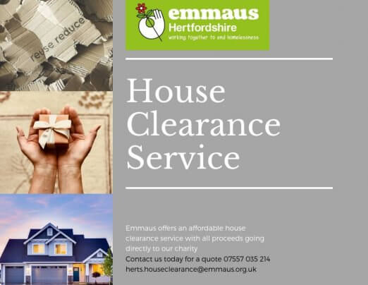 Affordable house clearance service launched across the county