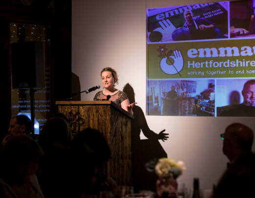 Charity auction and dinner evening a huge success