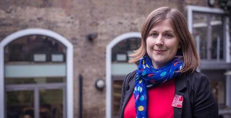 Meet The Trustees - Siân's Story