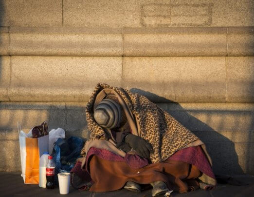 The Warmer Streets Project – Helping to fight homelessness in London