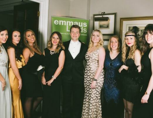 Junior Lawyers raise over £1,700 for Emmaus Leeds