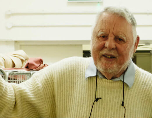 Terry Waite reflects on 15 years of Emmaus Leeds