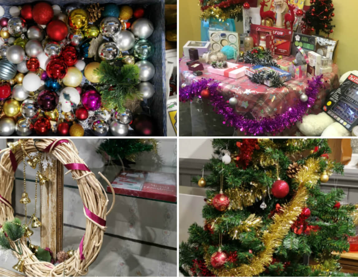 Emmaus Christmas Charity Sale