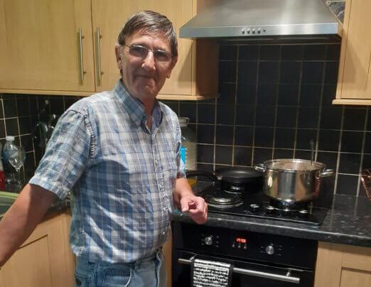 Emmaus Leeds celebrates new house purchase