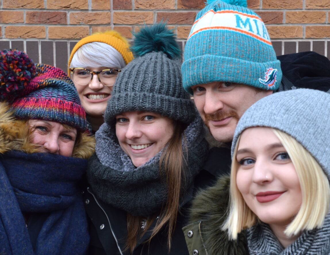 Hinckley & Rugby staff to sleep out
