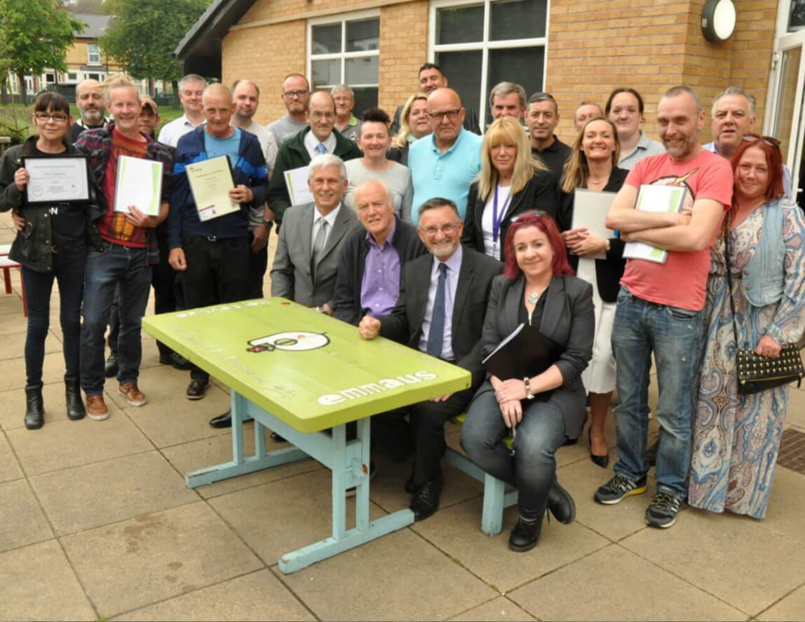 Emmaus Merseyside celebrates achievement and impact