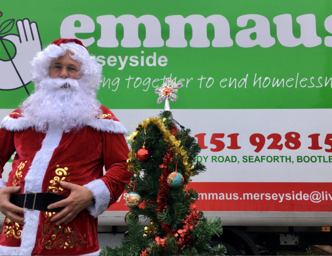 Join us for our Emmaus Christmas Fair
