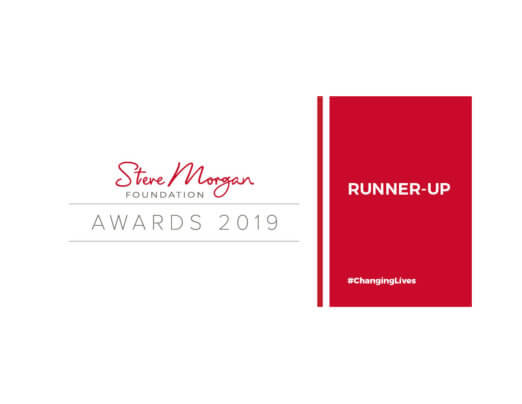 Emmaus Merseyside recognised in the Steve Morgan Foundation Awards