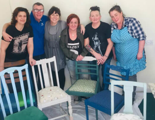 Emmaus Merseyside to host upcycling workshops