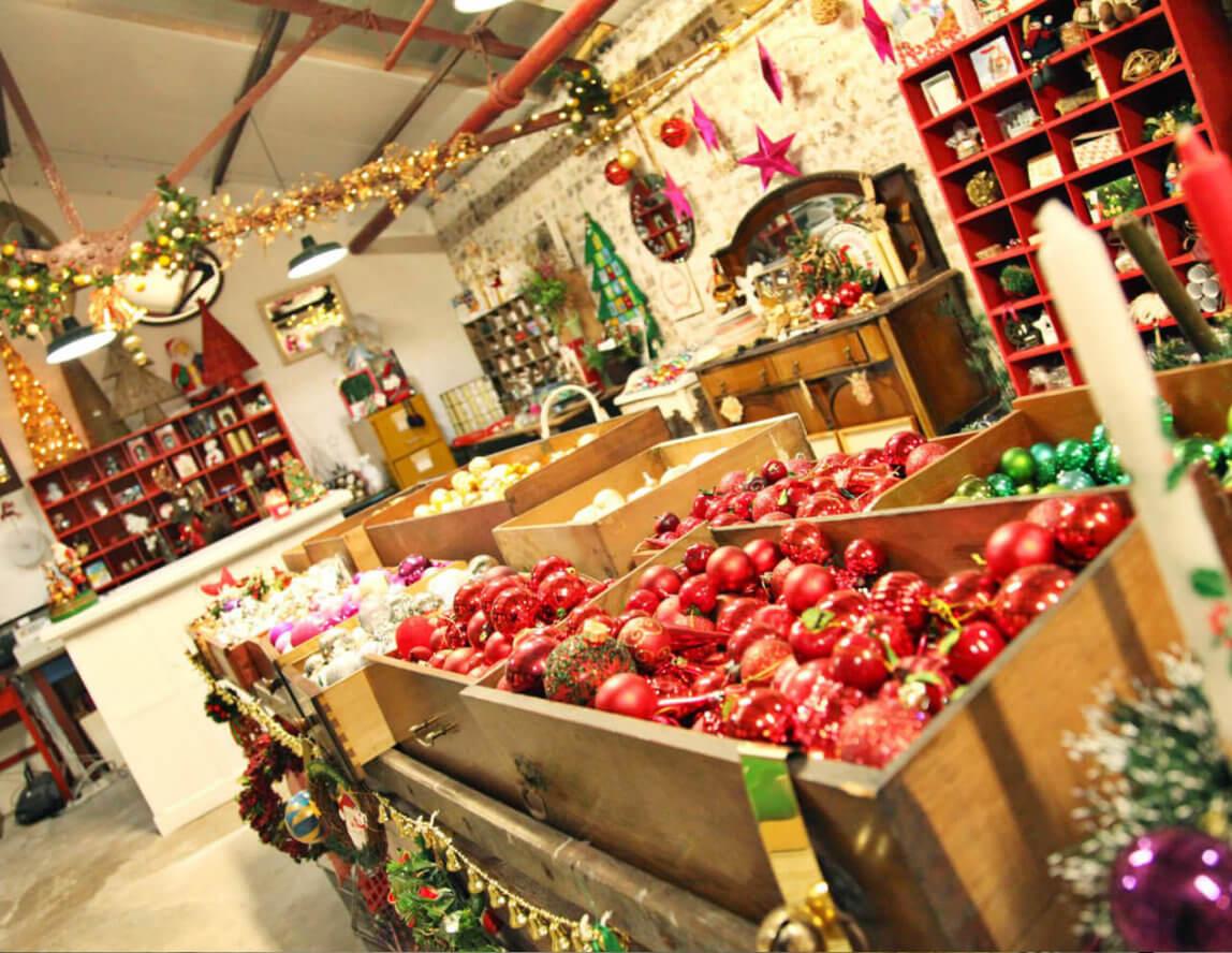 Emmaus Vintage Christmas Market