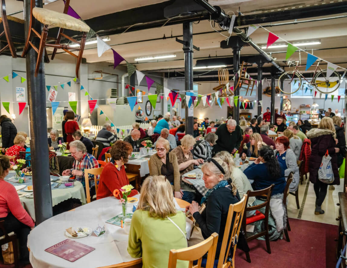 Community unites for The Big Lunch