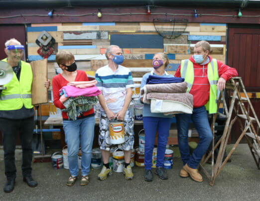 Emmaus Mossley appeals for help this Recycle Week